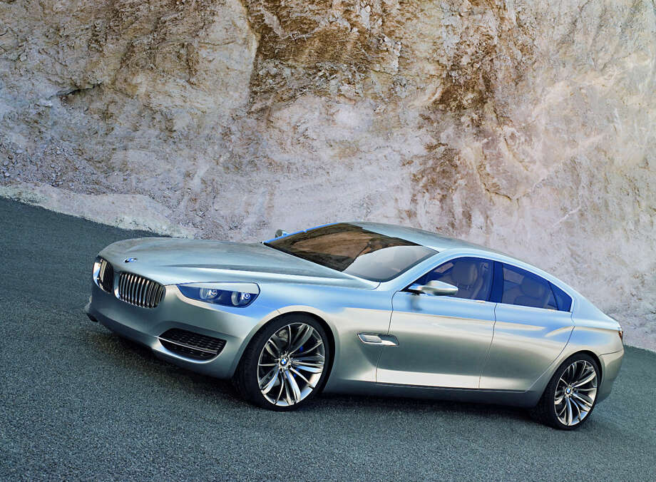 BMW Concept CS debuted in 2007. The BMW Concept CS unites the prestige of a luxury Gran Turismo with the fascinating allure of a high-performance sports car. Photo: BMW