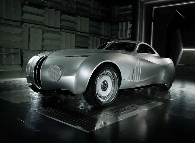 BMW Concept Coupé Mille Miglia  debuted in 2006. The design of the BMW Concept Coupé Mille Miglia 2006 is a contemporary interpretation of the legendary BMW 328 Mille Miglia Touring Coupé dating from 1940, and succeeds in contrasting the traditional with the futuristic. Photo: BMW