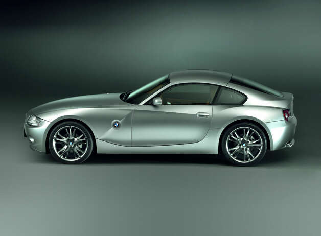 BMW Concept Z4 Coupé (2005).