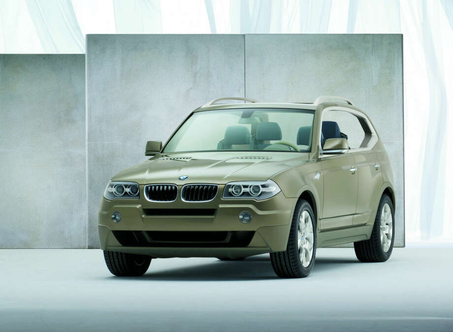"""BMW xActivity debuted in 2003. Conceived as an SAV, this study provides an impressive demonstration of how sporty driving dynamics, a wide spectrum of applications and the pleasure of open-air driving can be reconciled in a single vehicle. Designed as a """"frame-structure convertible"""" with a highly distinctive roof construction, the BMW xActivity combines various components for enhanced driving pleasure, as well as incorporating a host of remarkable details that demonstrate its tremendous functionality. Photo: BMW"""