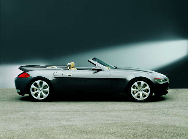 BMW Z9 Gran Turismo debuted in 1999. 