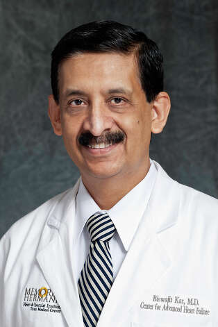 Biswajit Kar, M.D., Memorial Hermann, Center for Advanced Heart Failure Photo: Xx