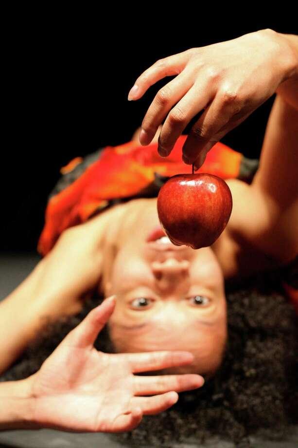 Gesel Mason in Women, Sex and Desire, photo by Colin Danville