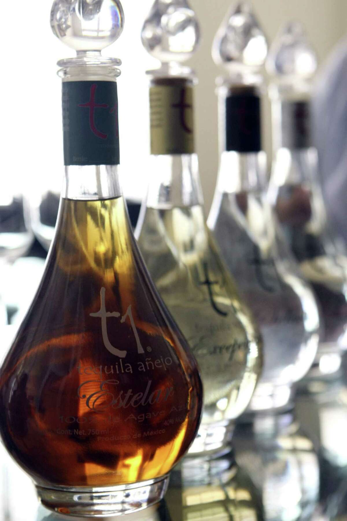 T1 tequila uno is the U.S. counterpart to Chinaco tequila, which was founded by González's father.