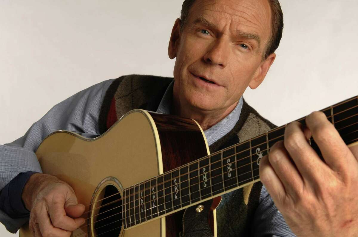 Singer-songwriter Livingston Taylor will perform at 7:30 p.m. Friday with The College of Saint Rose Orchestra at the school's Massry Center for the Arts in Albany. Click here for more information. (Courtesy College of Saint Rose)