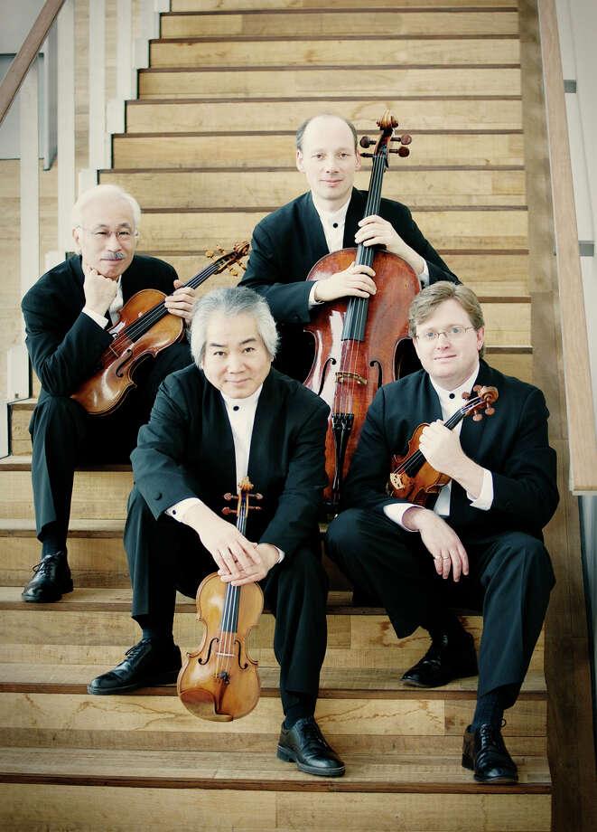Tokyo Sting Quartett Photo: Marco Borggreve Photo: Marco Borggreve / always credit: Photo: Marco Borggreve