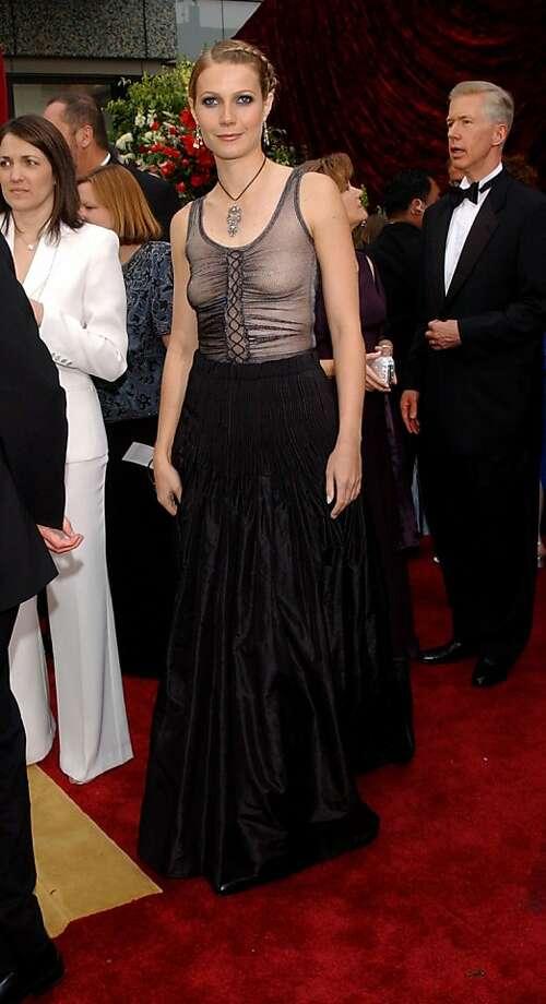 Gwyneth Paltrow, 2002. Photo: KMazur