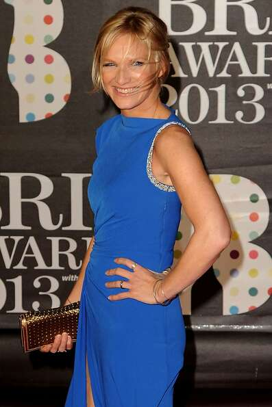 LONDON, ENGLAND - FEBRUARY 20:  Jo Whiley attends the Brit Awards 2013 at the 02 Arena on February 2