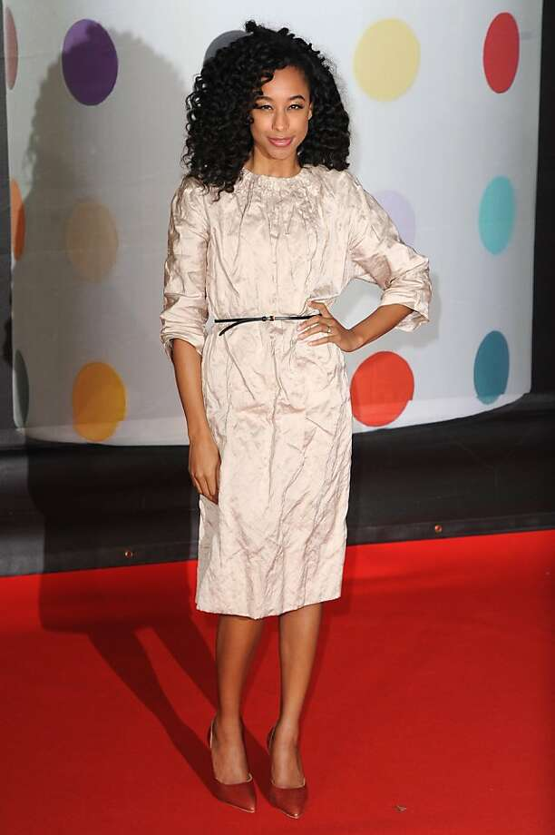 LONDON, ENGLAND - FEBRUARY 20:  Corinne Bailey Rae attends the Brit Awards 2013 at the 02 Arena on February 20, 2013 in London, England.  (Photo by Eamonn McCormack/Getty Images) Photo: Eamonn McCormack, Getty Images