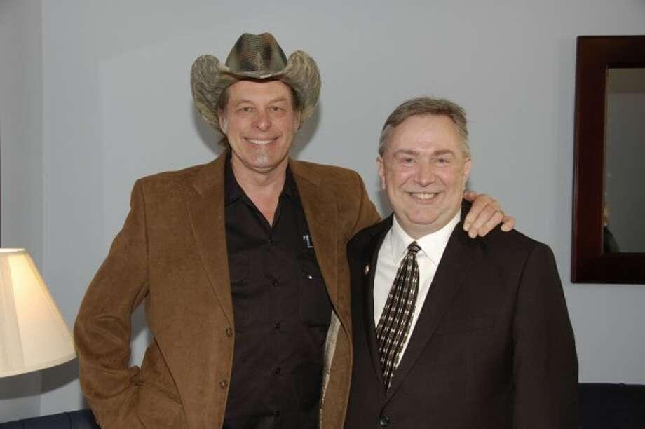 He is a master at PR. Stockman acknowledges inviting Ted Nugent to the State of the Union to boost Stockman's profile.