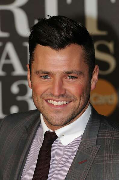 LONDON, ENGLAND - FEBRUARY 20:  Mark Wright attends the Brit Awards 2013 at the 02 Arena on February