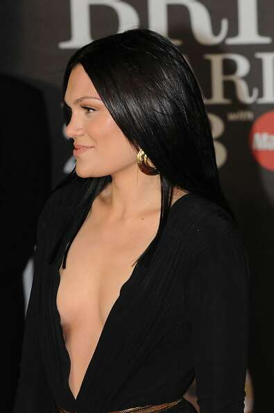 LONDON, ENGLAND - FEBRUARY 20:  Jessie J attends the Brit Awards 2013 at the 02 Arena on February 20