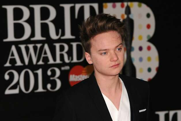 LONDON, ENGLAND - FEBRUARY 20:  Conor Maynard attends the Brit Awards 2013 at the 02 Arena on February 20, 2013 in London, England.  (Photo by Eamonn McCormack/Getty Images) Photo: Eamonn McCormack, Getty Images