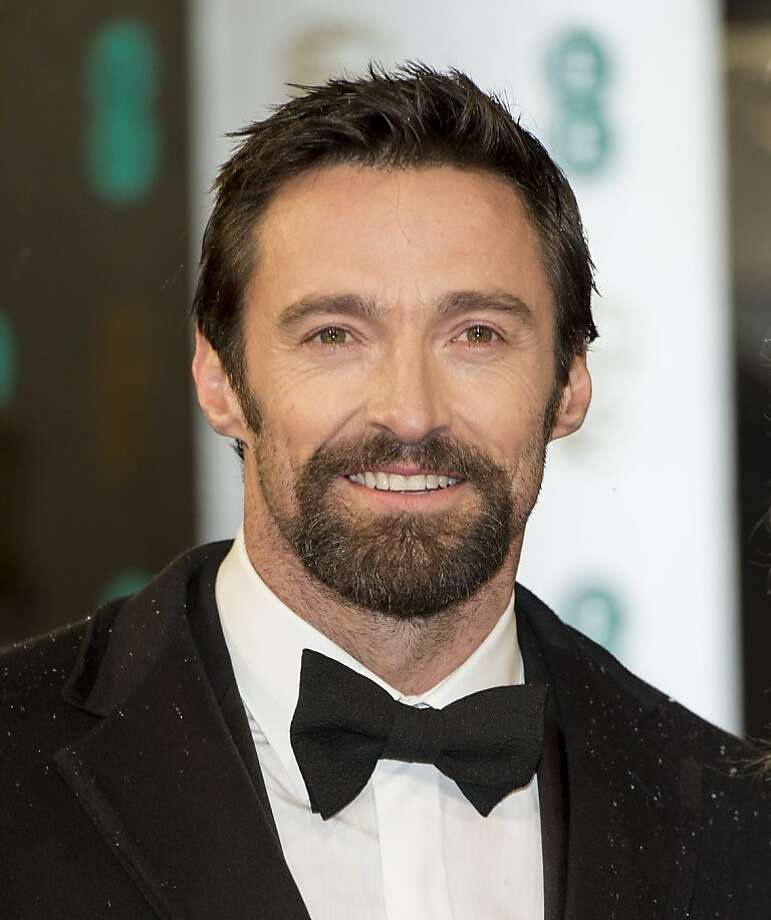 Hugh Jackman in 2013.  (Photo by Mark Cuthbert/UK Press via Getty Images) Photo: Mark Cuthbert, UK Press Via Getty Images