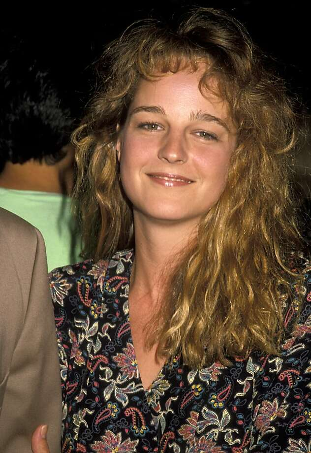 Helen Hunt, 1990. (Photo by Ron Galella/WireImage) Photo: Ron Galella