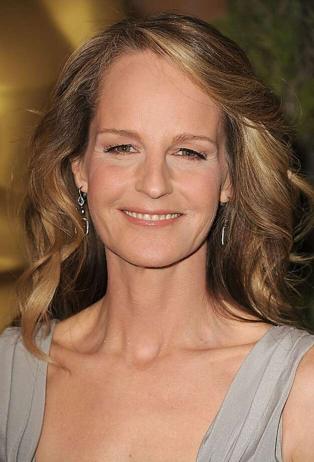 Helen Hunt, 2013.  (Photo by Steve Granitz/WireImage) Photo: Steve Granitz, WireImage
