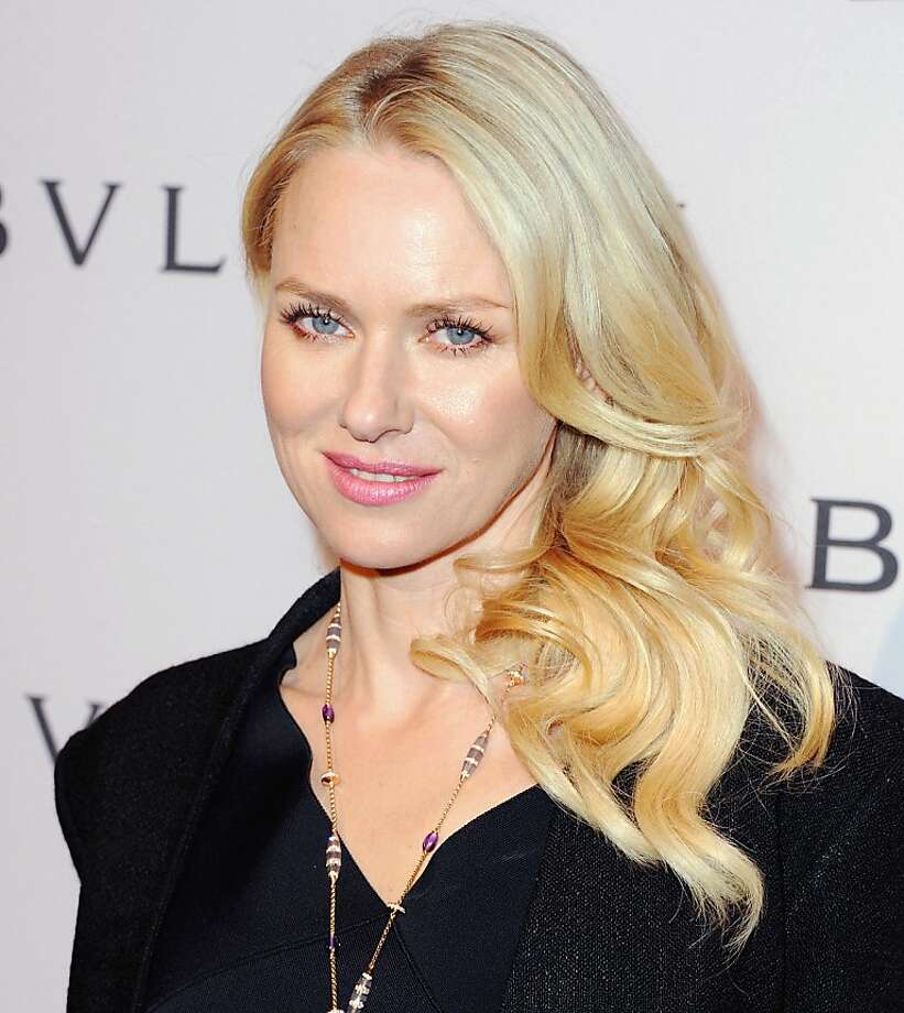 Naomi Watts, 2013.  (Photo by Jon Kopaloff/FilmMagic) Photo: Jon Kopaloff, FilmMagic