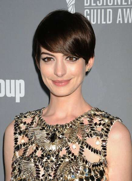 Anne Hathaway, 2013. (Photo by Jeffrey Mayer/WireImage)