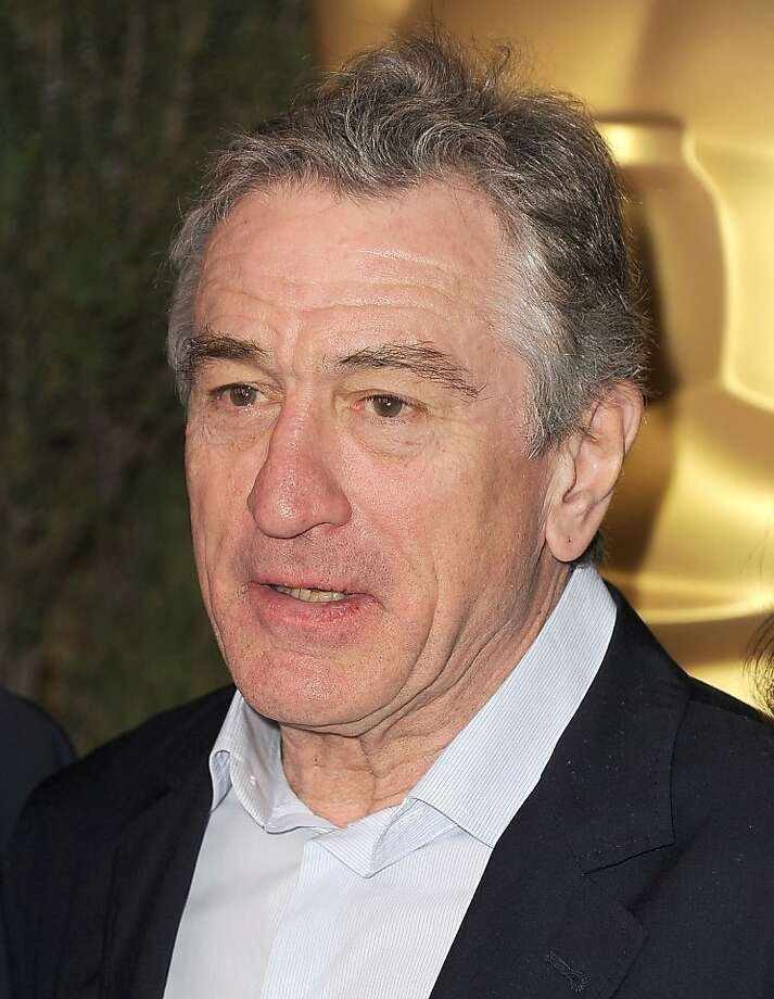 Robert De Niro in 2013.  (Photo by Steve Granitz/WireImage) Photo: Steve Granitz, WireImage