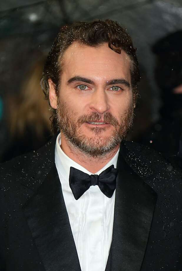 Joaquin Phoenix, 2013. Photo: Mike Marsland, WireImage