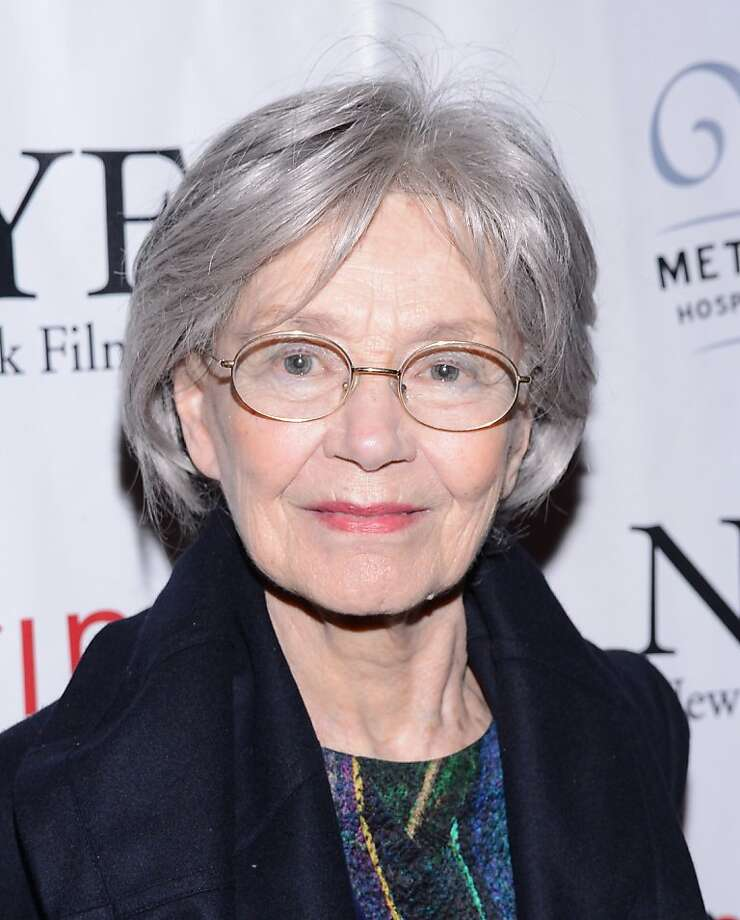 Emmanuelle Riva, 2013. Photo: Stephen Lovekin, Getty Images