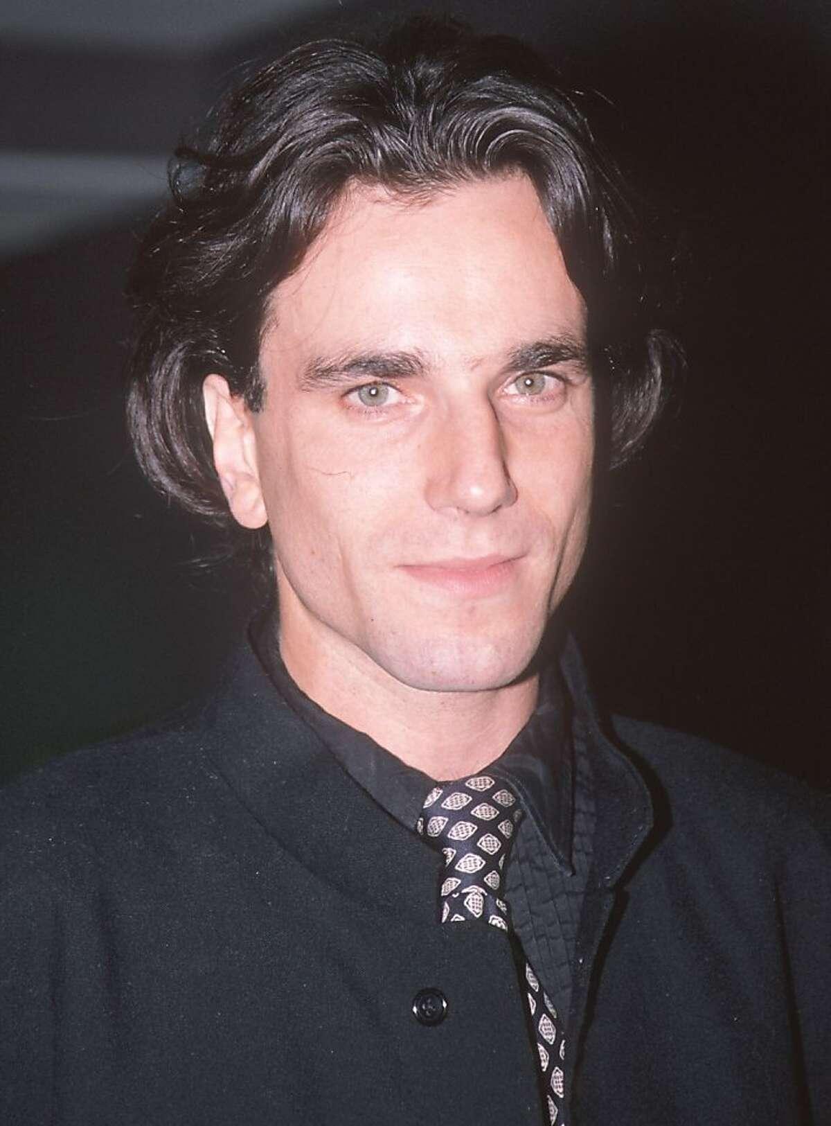 Daniel Day-Lewis, 1989.