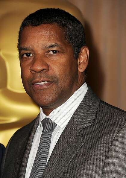 Denzel Washington, 2013.