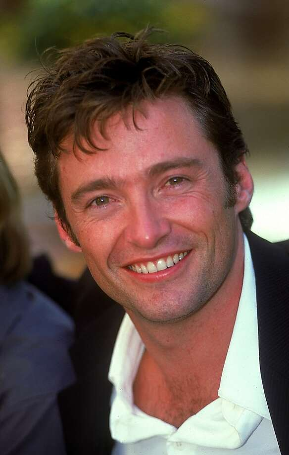 Hugh Jackman, 1999. (Photo by Patrick Riviere/Getty Images) Photo: Patrick Riviere