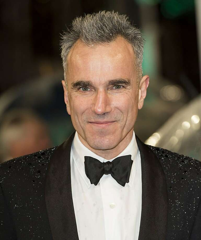 Daniel Day Lewis, 2013. Photo: Mark Cuthbert, UK Press Via Getty Images