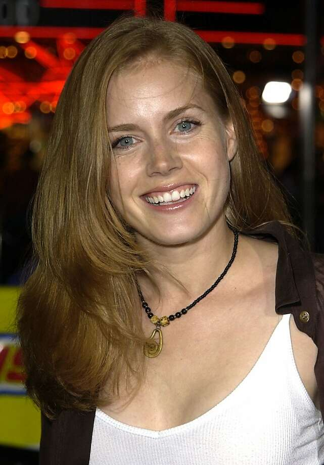 Amy Adams, 2002.  Photo: SGranitz