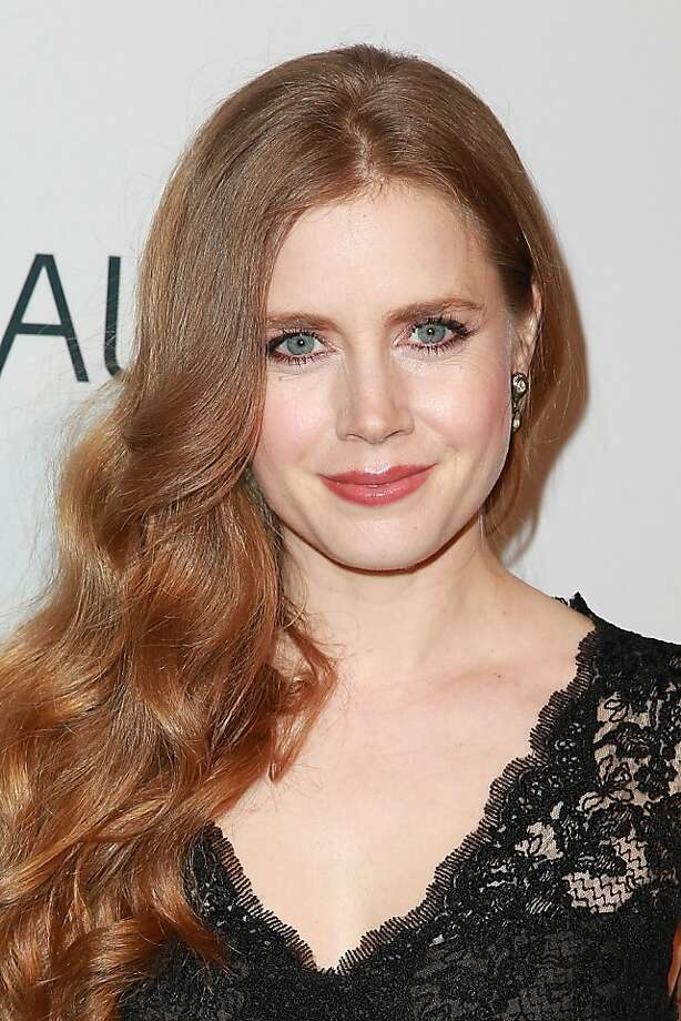 Amy Adams, 2013. Photo: Joe Scarnici, WireImage