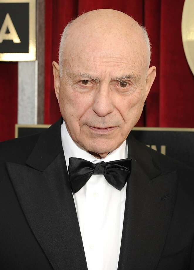 Alan Arkin, 2013. (Photo by Kevin Mazur/WireImage) Photo: Kevin Mazur, WireImage