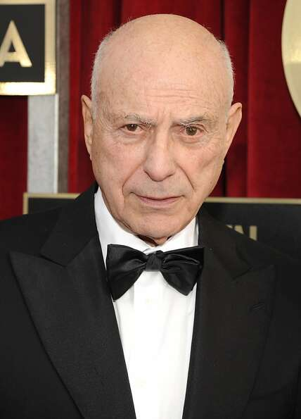 Alan Arkin, 2013. (Photo by Kevin Mazur/WireImage)
