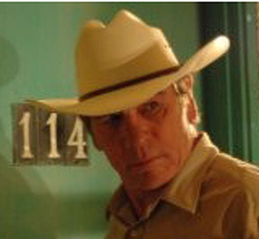 "Tommy Lee Jones as Sheriff Ed Tom Bell in the film ""No Country for Old Men."" Photo: MIRAMAX"