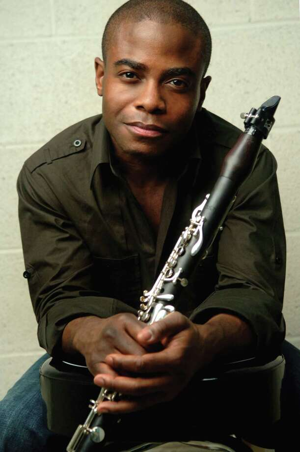 Anthony McGill, principal clarinet of the Metropolitan Opera Orchestra, performs a rare solo recital, with piano accompaniment by pianist Gloria Chien, at 3 p.m. Sunday at the Union College Memorial Chapel in Schenectady. Click here for more information. (Courtesy the artist)
