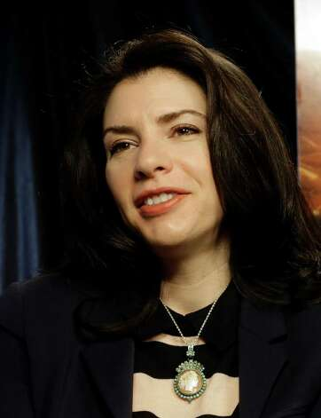 "This Feb. 19, 2013 photo shows author Stephenie Meyer in Miami. Meyer, author of the ""Twilight"" saga says she's working on a new series.  She wrote ""The Host"" as an escape from editing of one of the books in the popular vampire series. The movie adaption of ""The Host"" premieres March 29. (AP Photo/Alan Diaz) Photo: Alan Diaz"