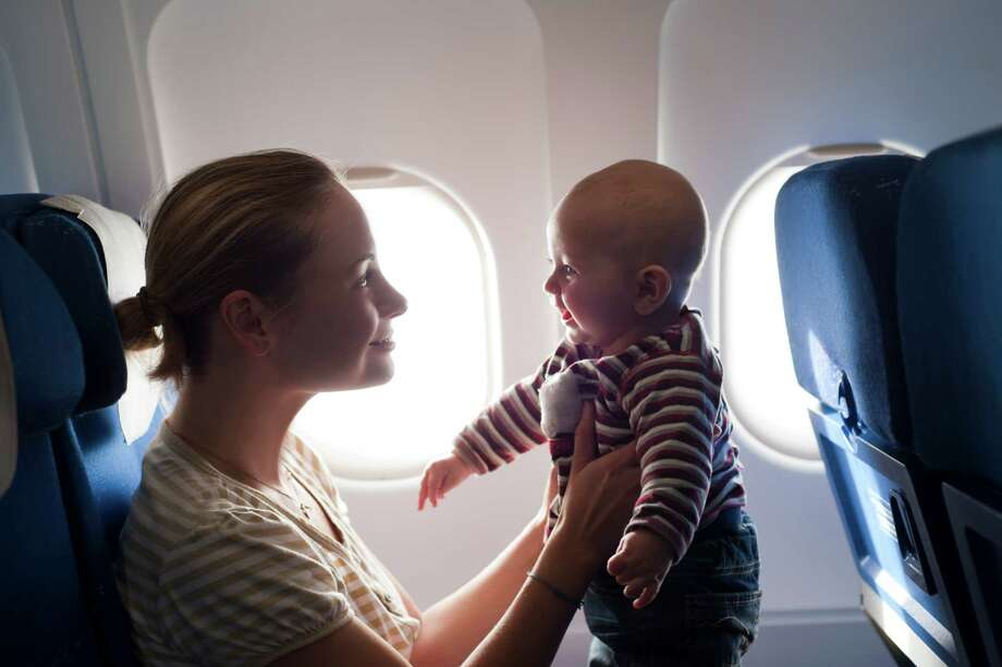2. Baby hating. People who thought we were going to call out crying babies have another thing coming. What gets us are travelers who think people are bad parents if their children cry, or that parents shouldn't fly with small children. Trust us, as annoying as that crying baby is for you, it's worse for the parents. Have a heart. Photo: Emmanuel Aguirre, Getty Images / (c) Emmanuel Aguirre