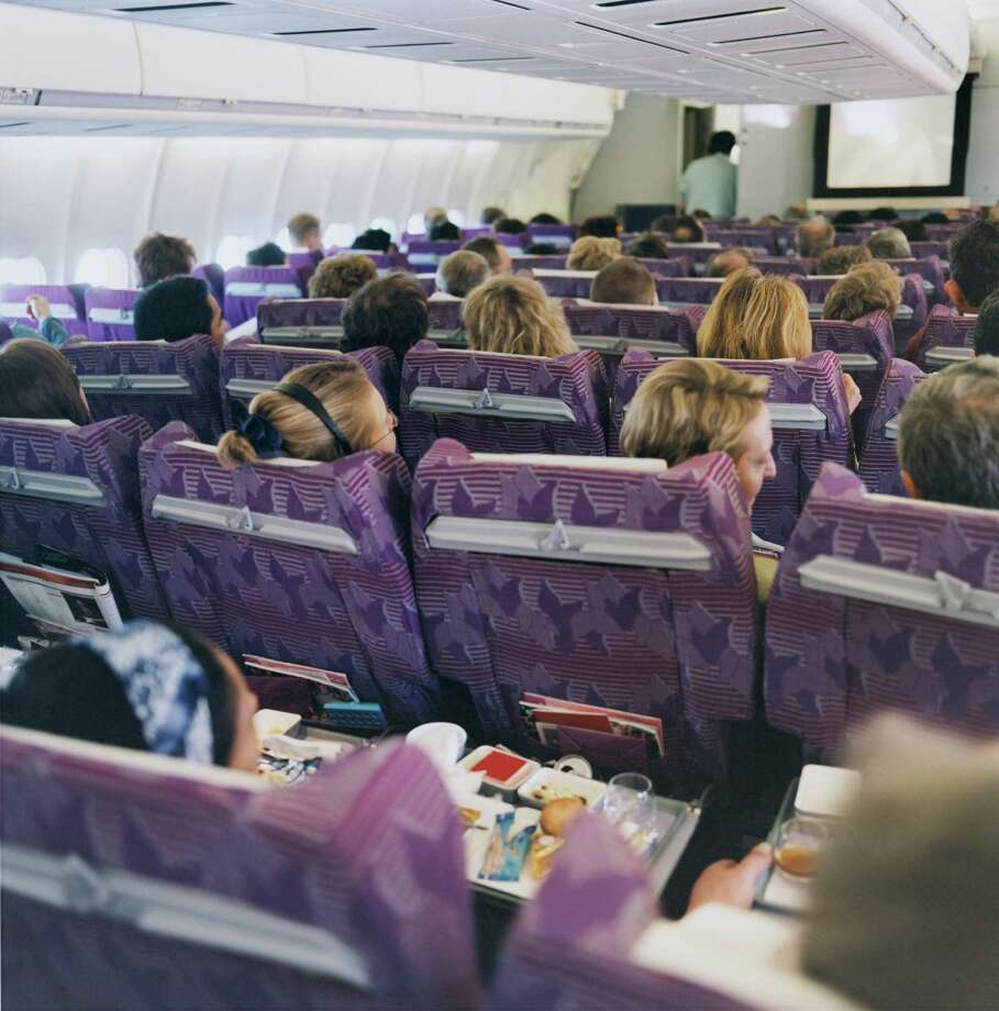 The case earlier this month of an Idaho man allegedly slapping a crying toddler aboard an Atlanta-bound flight is one of the more extreme examples of bad airplane behavior in recent memory. It also highlighted the fact that flying can be a stressful experience made worse by a our fellow passengers. Here are some of our airline passenger pet peeves. Photo: Johner, Getty Images/Johner Images / Johner Images