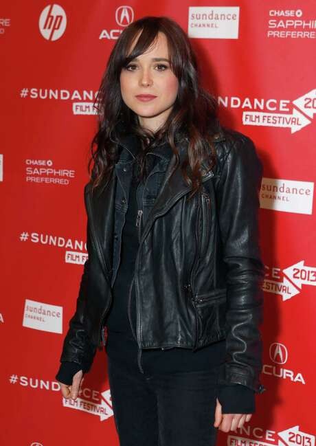 "IMAGE DISTRIBUTED FOR FOX SEARCHLIGHT - Actress Ellen Page attends Fox Searchlight's ""The East"" premiere during the Sundance Film Festival on Sunday, Jan. 20, in Park City, Utah. (Photo by Todd Williamson/Invision for Fox Searchlight/AP Images) Photo: Todd Williamson, INVL / Invision"