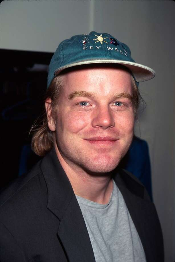 Philip Seymour Hoffman, 1986.  Photo: Dave Allocca