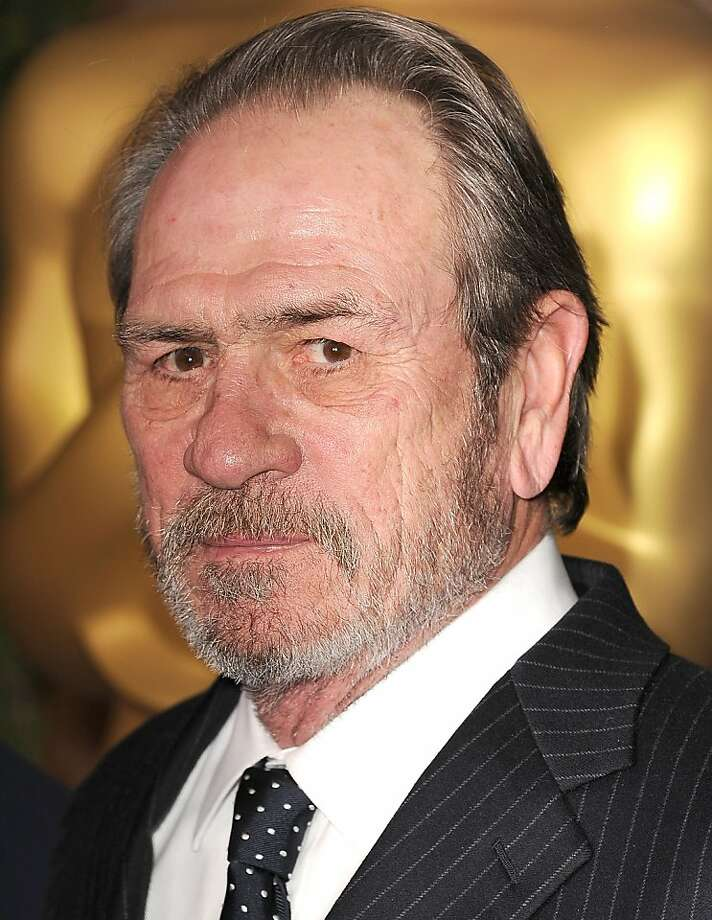 Tommy Lee Jones, 2013.  (Photo by Steve Granitz/WireImage) Photo: Steve Granitz, WireImage