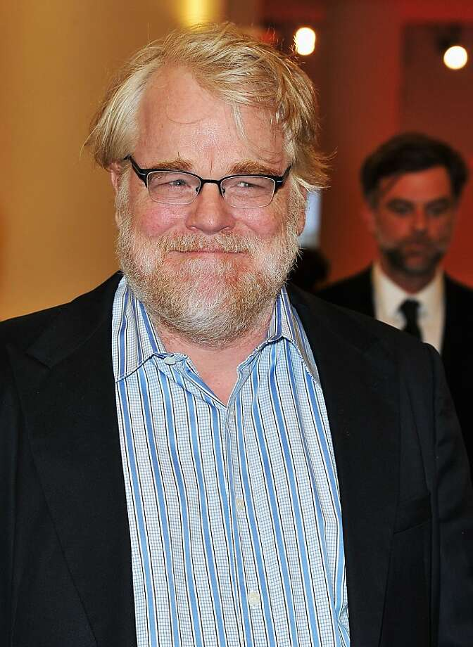 Philip Seymour Hoffman, 2012.  Photo: Pascal Le Segretain, Getty Images