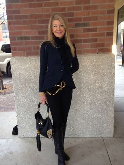 A classic equestrian style is made for fall, and Luci Pitman gives us a modern twist on the l