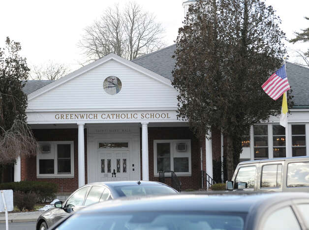 Greenwich Catholic School at 471 North Street in Greenwich, Wednesday, Jan. 23, 2013. Photo: Bob Luckey / Greenwich Time