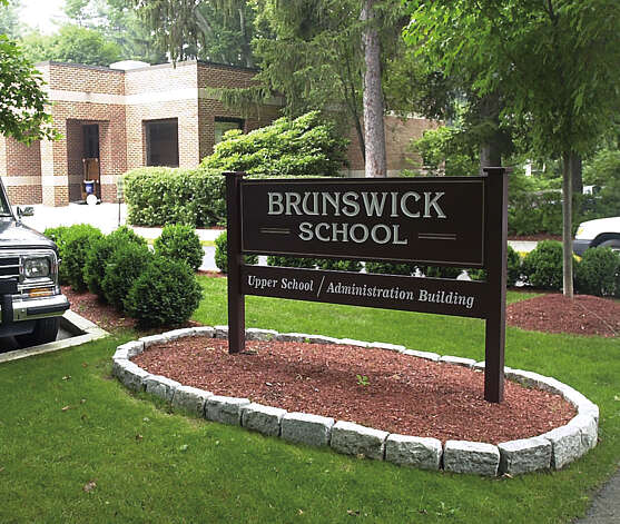 The Brunswick School's Upper School campus at 100 Maher Ave. in Greenwich, July 19, 2005. Photo: Bob Luckey, Mel Greer / Greenwich Time