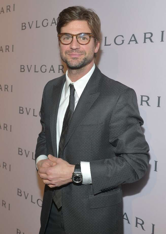 Actor Gale Harold arrives at the BVLGARI celebration of Elizabeth Taylor's collection of BVLGARI jewelry at BVLGARI Beverly Hills on February 19, 2013 in Los Angeles, California. Photo: Charley Gallay, Getty Images For Bulgari / 2013 Getty Images