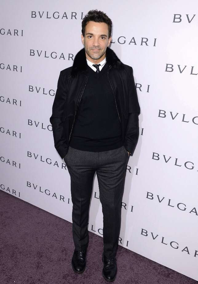 George Kotsiopoulos attends the BVLGARI celebration of Elizabeth Taylor's collection of BVLGARI jewelry at Bvlgari Beverly Hills on February 19, 2013 in Beverly Hills, California. Photo: Mark Davis, Getty Images / 2013 Getty Images
