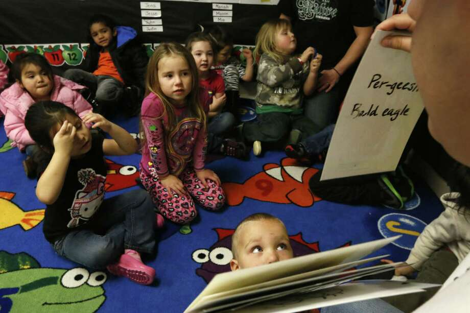 A federal study of the Head Start program casts serious doubts on early childhood education's effectiveness. But President Obama has ignored the findings. Photo: Robert Gauthier / Los Angeles Times