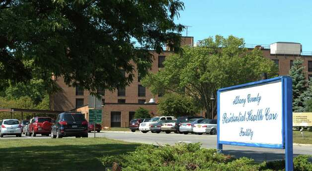 A view of the Albany County Residential Health Care Facility (nursing home) on Monday, Sept. 17, 2012 in Colonie, N.Y. County Executive Dan McCoy has vetoed lawmakers? call for an outside firm to review a controversial proposal to privatize the publicly run nursing home, calling it ?ground well-traveled.? (Paul Buckowski / Times Union archive) Photo: Paul Buckowski / 00019296A