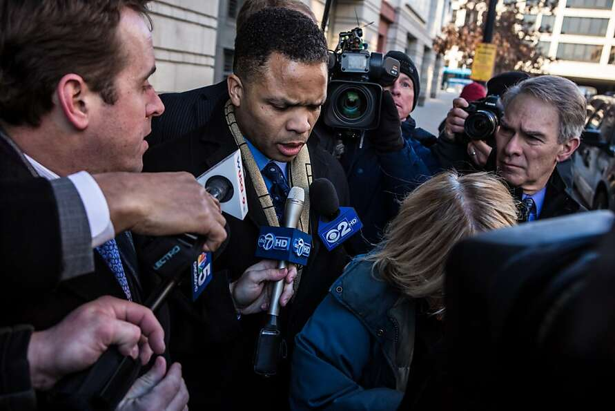 Jesse Jackson Jr. plead guilty to federal charges of spending more than $750,000 in campaign cash.